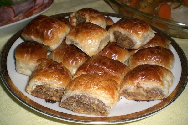 波蘭佳餚-香酥肉餅