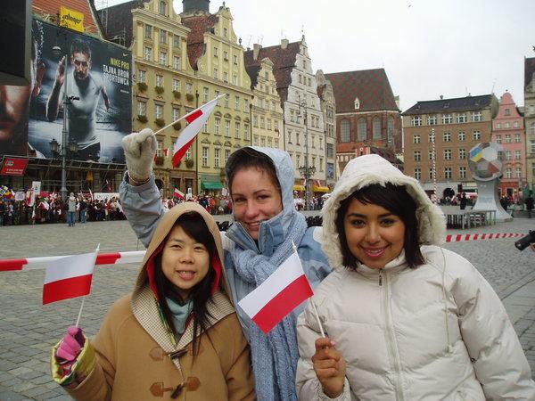 11/11是波蘭獨立紀念日