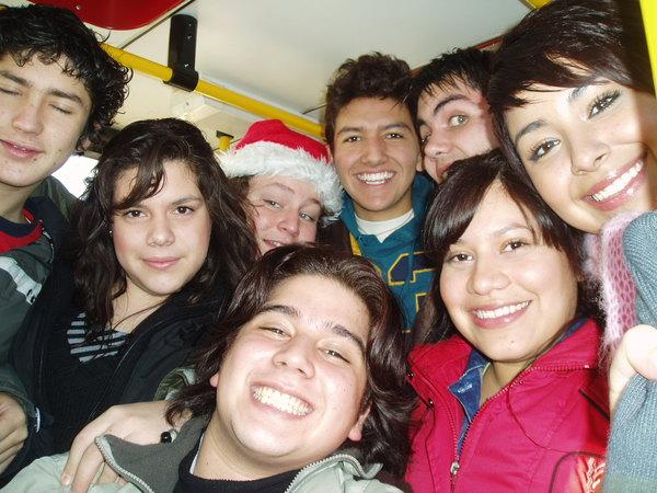 墨西哥交換學生