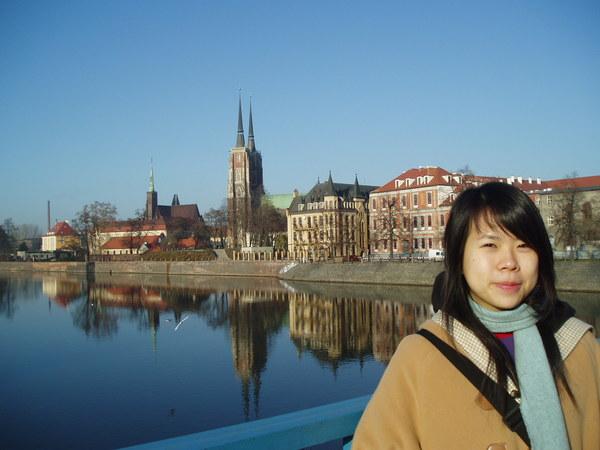 我們城市 ---Wroclaw