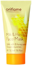 Milk & Honey Face Mask