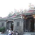 國家二級古蹟淡水鄞山寺