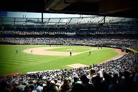 MLB @ Oakland