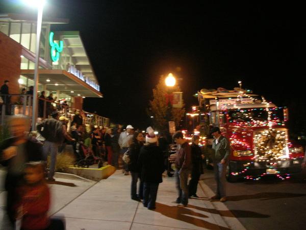 Santa in Napa