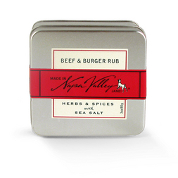 Made in Napa Valley- beef and burger rubs