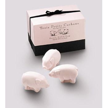 三隻小豬香皂組