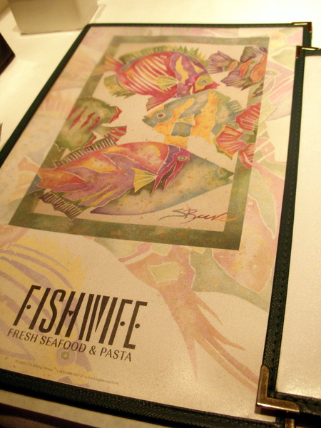 Restaurant- Fishwife