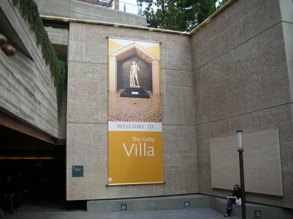2009 Getty Villa@ Malibu