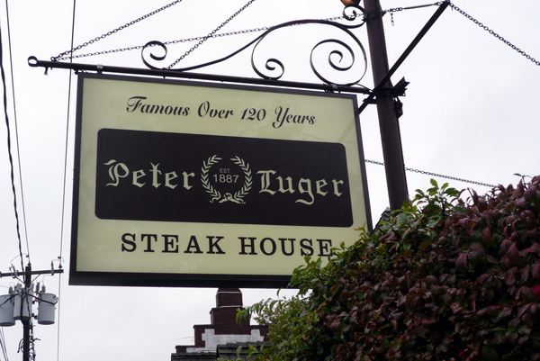 Peter Luger Steakhouse @ Long Island, NY