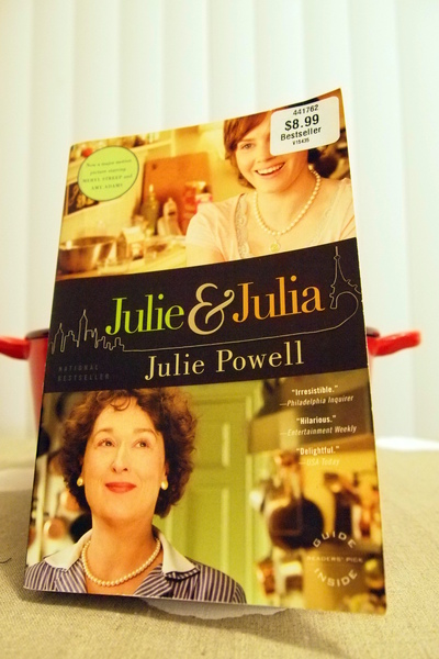 Julie & Julia's effects