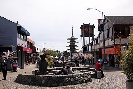 SF Japan Town