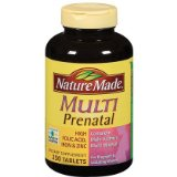 Natural Made Prenatal Vitamin