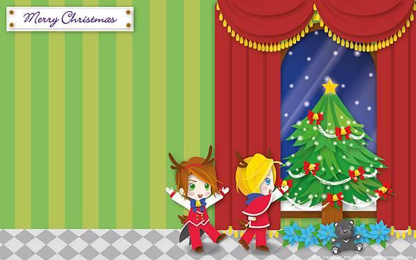 2011雙子耶誕.jpg