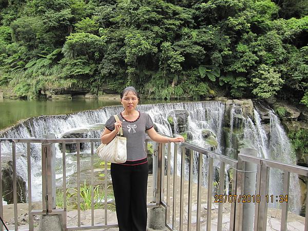 讀書會平溪及十分瀑布旅遊〈煤炭博物館〉