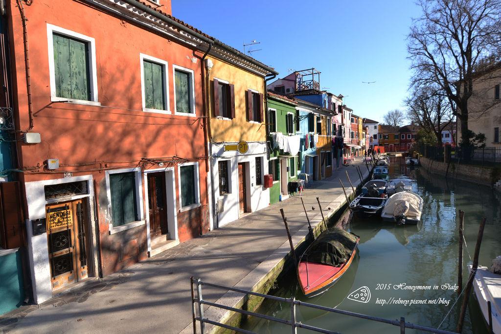 [義大利] 蜜月21天:威尼斯 慕拉諾(Murano) vs 布拉諾(Burano)