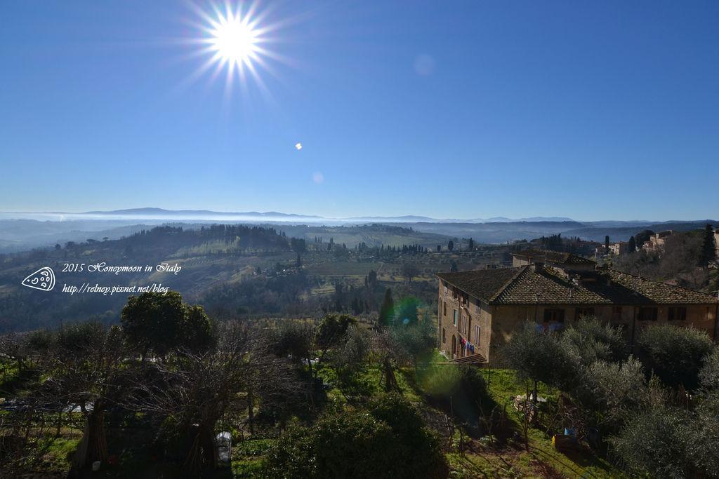 [義大利] 蜜月21天:佛羅倫斯一日遊Full Day Tour - San Gimignano & Chianti 酒莊參訪