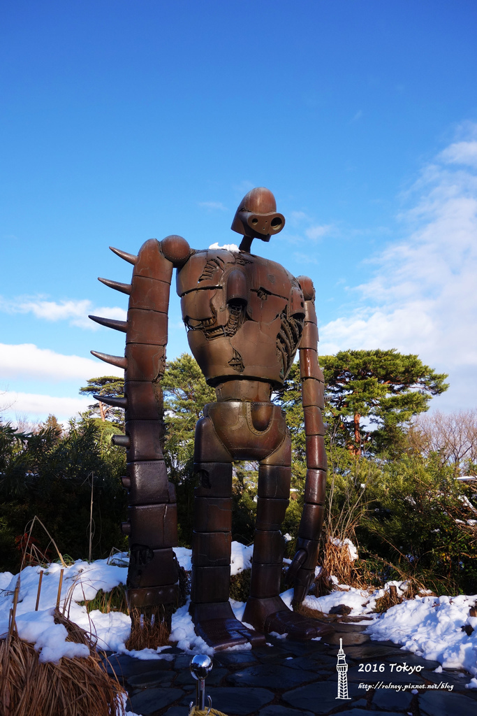 [日本] 2016 東京:吉祥寺 SATOU 炸牛肉丸 せや伊勢屋串燒、三鷹之森吉卜力美術館