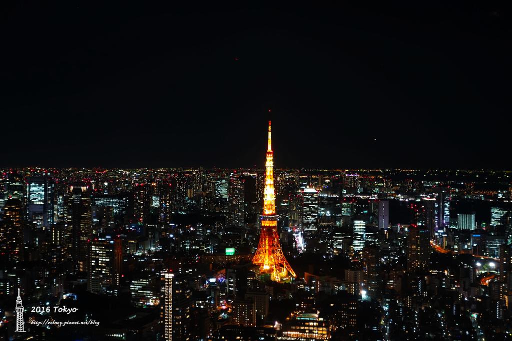 [日本] 2016 東京自助五日:行程、花費