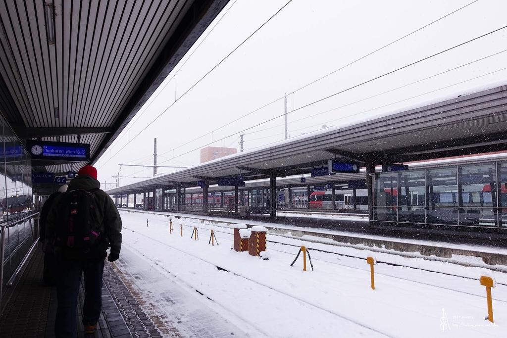 [奧地利] 自助13日:國鐵OBB訂票、使用方式、APP