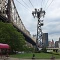 羅斯福島通往曼哈頓的纜車