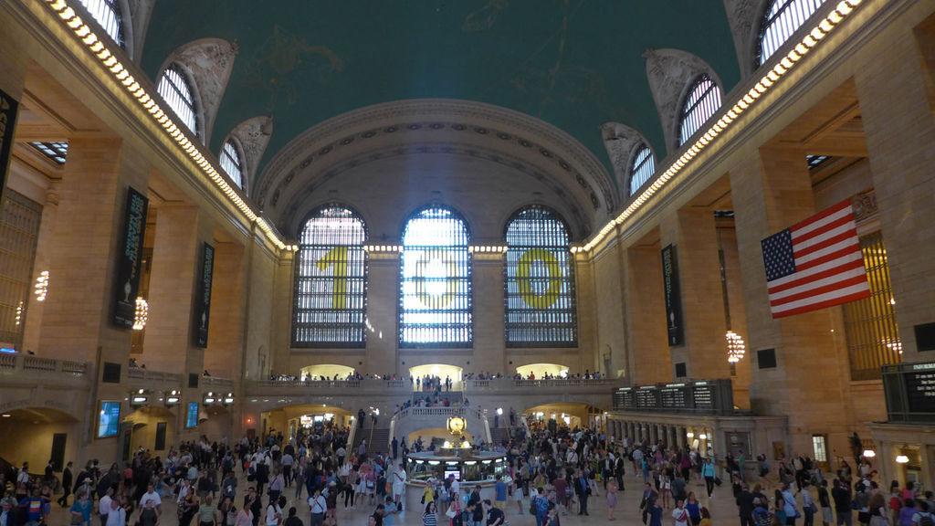 中央車站百年紀念