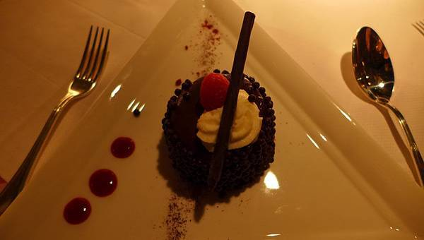 我的甜點,Devil's Cake