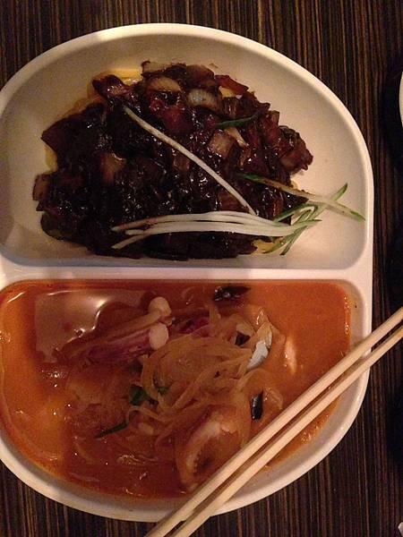 韓國城吃晚餐