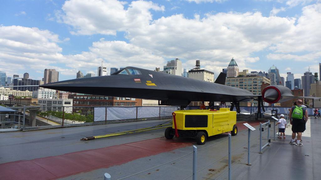 A-12黑鳥偵察機