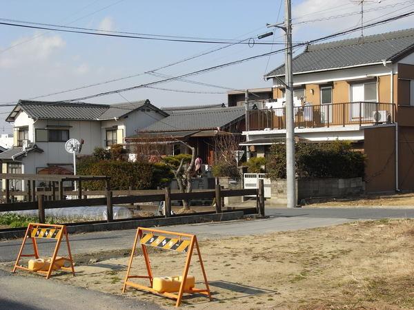 宿舍前的廣場