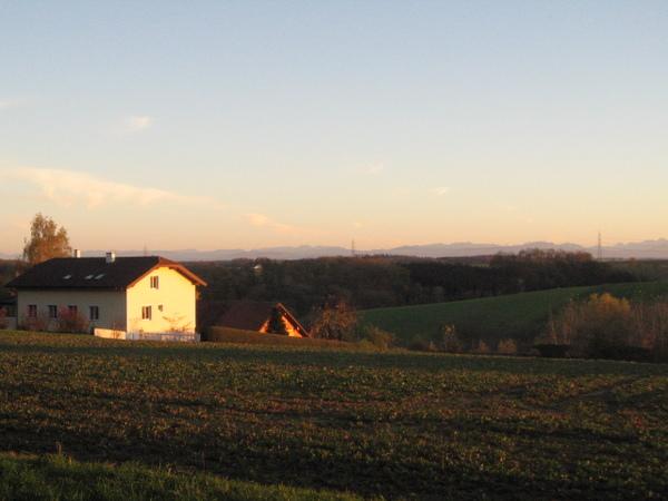 農莊和平原