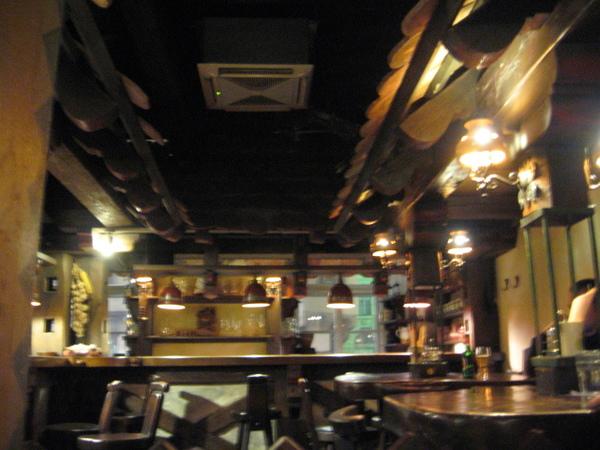 吃晚餐的餐廳Sako