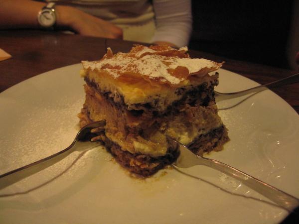 傳統的斯洛維尼亞甜點