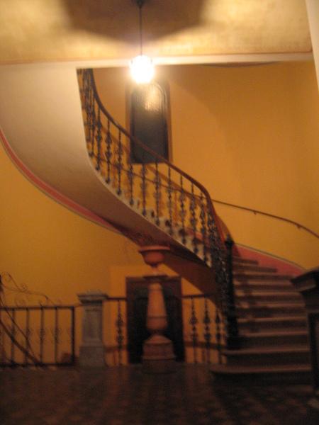 Hostel的玄關