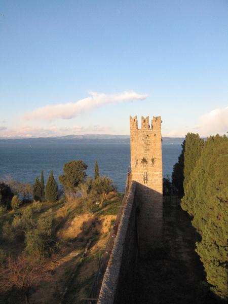 古羅馬城牆