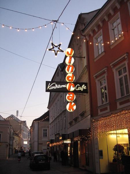 Cafe & Konditorei Jindrak