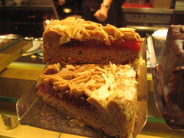 看起來相當可口的Linzer Torte!