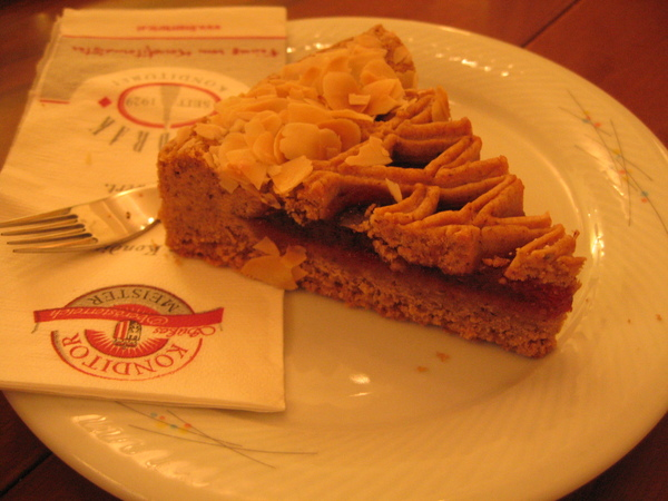 林茲蛋糕Linzer Torte