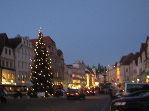 Steyr的聖誕市集