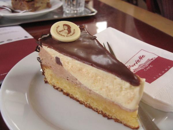 Sisi蛋糕