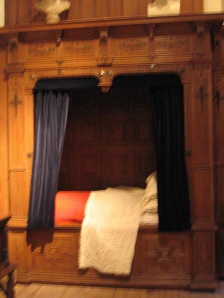 林布蘭的床