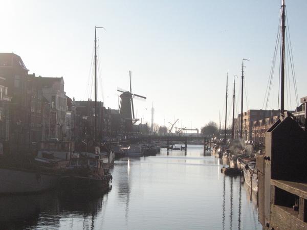 Delfhaven港