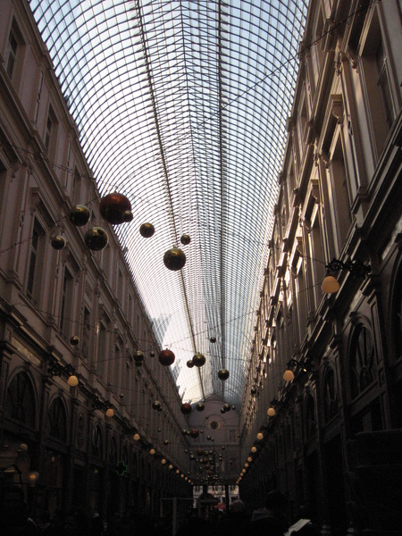 聖胡伯購物拱廊