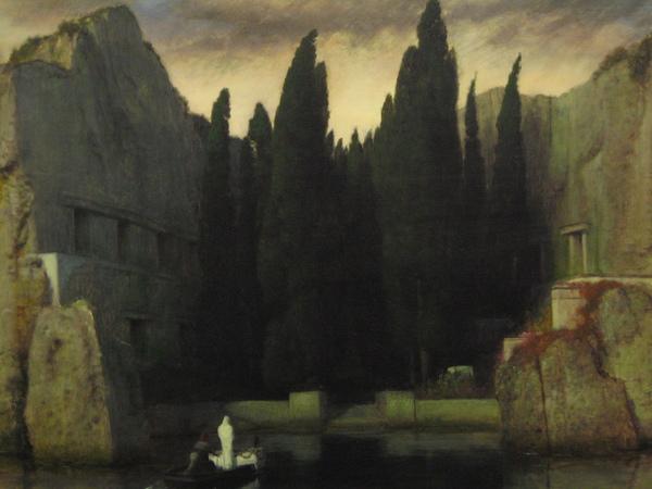 死者之島,Arnold Broeklin