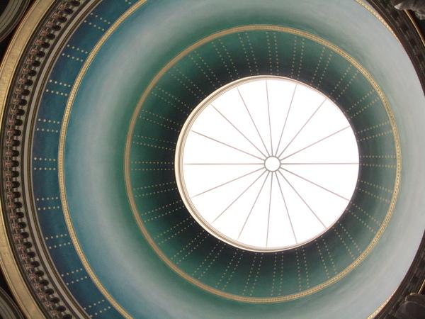 新國家畫廊的圓頂