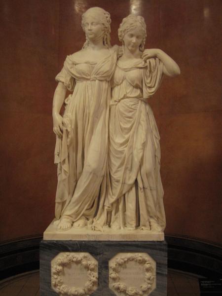 普魯士的路易絲和芙蕾德莉克公主