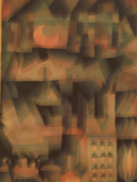 Paul Klee,這張我手震了