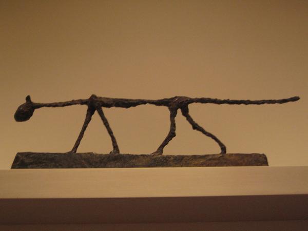 Alberto Giacometti的貓