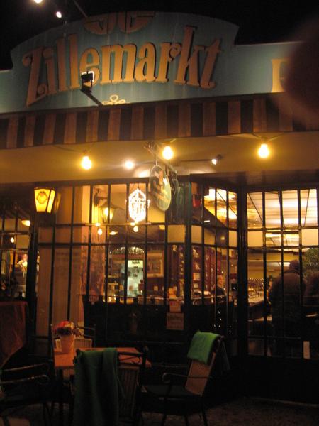 Restaurant Zillemarkt