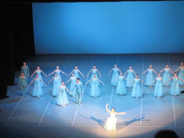 國立歌劇院的芭蕾