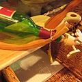 有趣的木製瓶塞